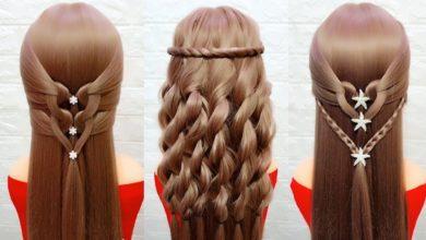 Photo of Kolay Yapılan Kadın Saç Modelleri