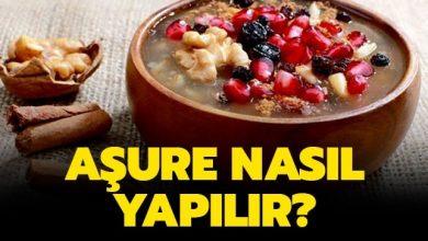 Photo of AŞURE NASIL YAPILIR?