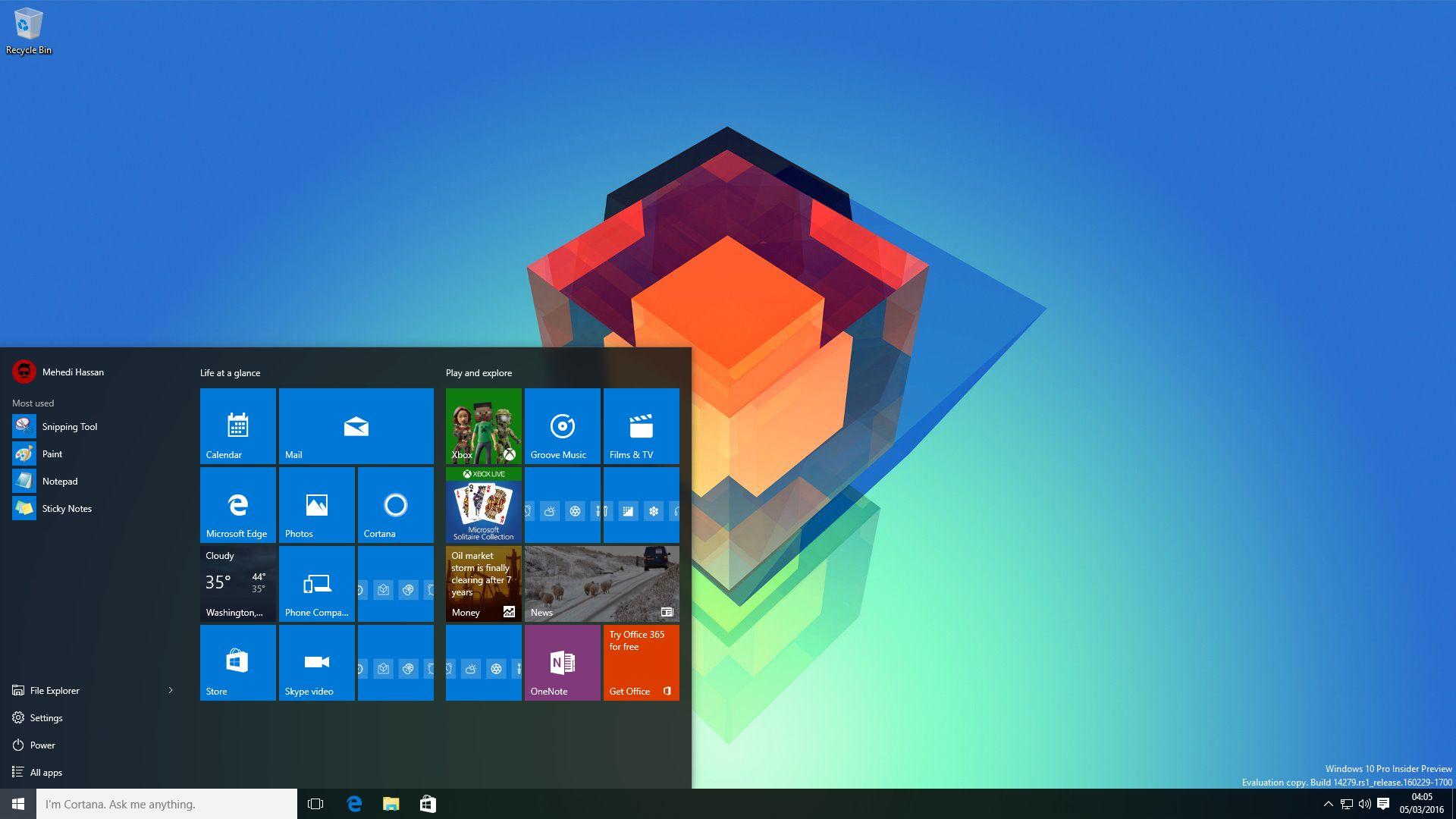 Photo of Windows 10 Home Sağladığı Avantajlar